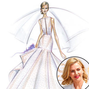 Bridal Predictions, Charlize Theron, Angel Sanchez
