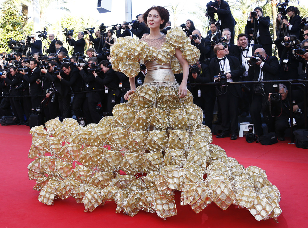 Larisa Katz, Cannes