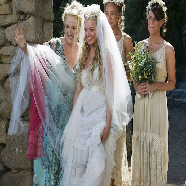 mama mia from best tv movie wedding dresses e news canada
