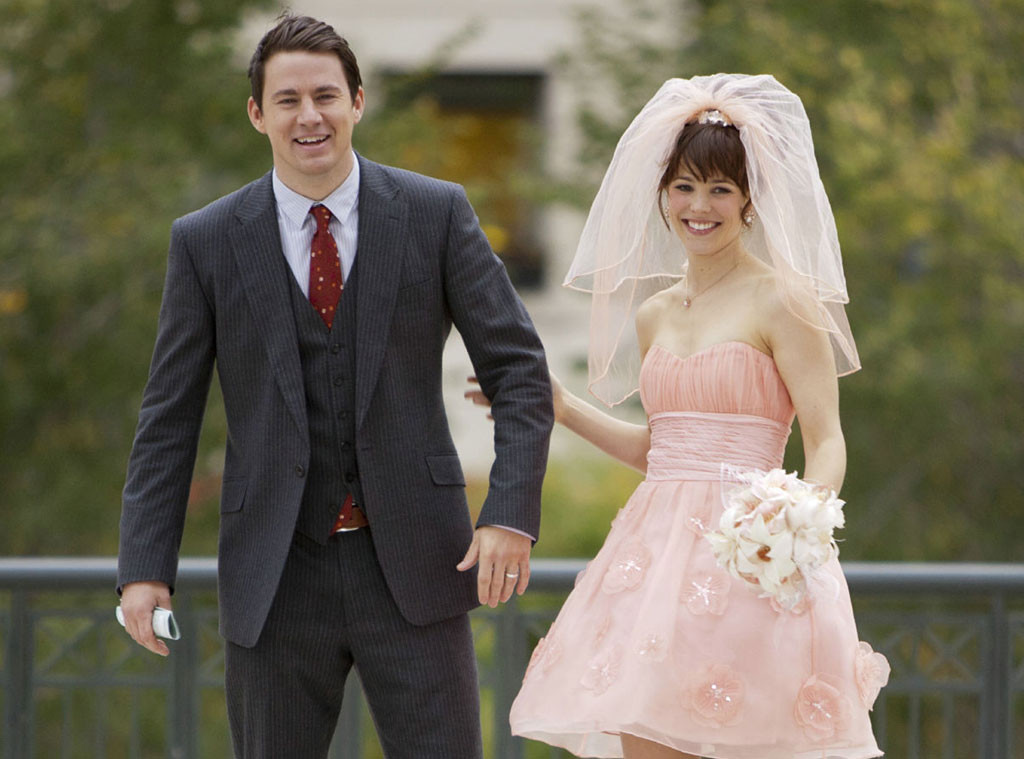 The Vow From Best Tv Movie Wedding Dresses E News