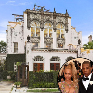 Beyonce, Jay-Z, New Orleans Home