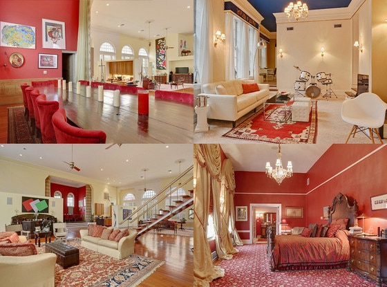Beyonce, Jay Z, New Orleans Home