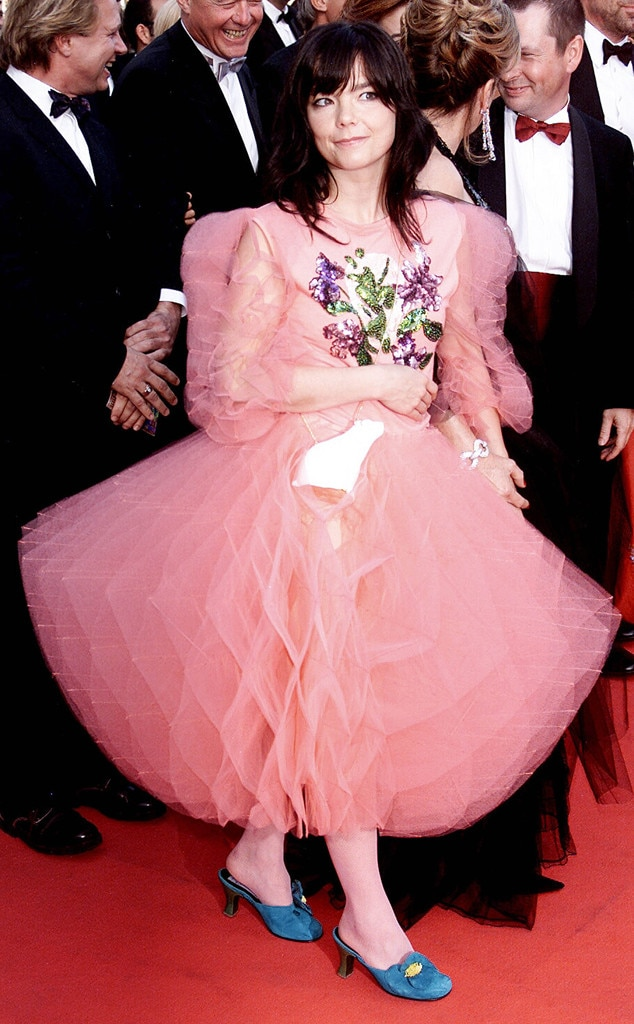 Bjork From Worst Dressed Ever At The Cannes Film Festival