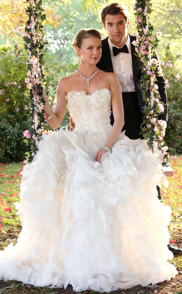 best movie wedding dresses