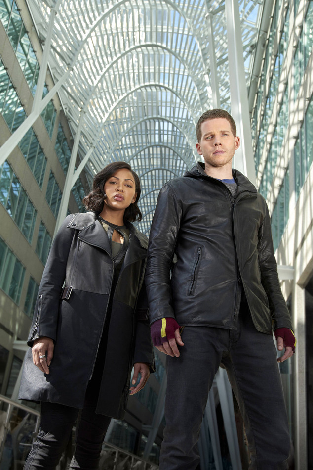 Minority Report, Meagan Good, Stark Sands