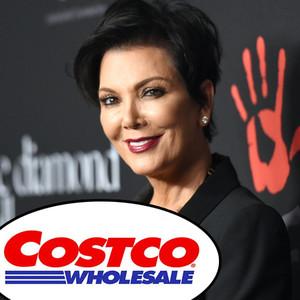 Kris Jenner, Costco