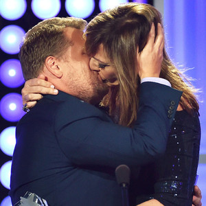 Allison Janney, James Corden