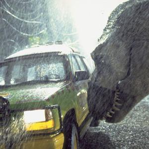 Jurassic Park, T-Rex Scene