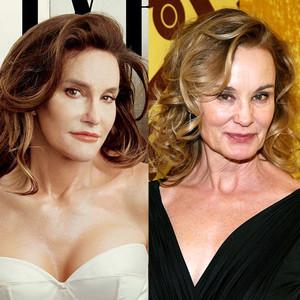 Bruce Jenner, Caitlyn Jenner, Jessica Lange