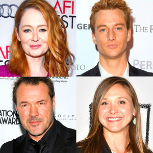 Sebastian Koch, Miranda Otto, Sarah Sokolovic, Alexander Fehling, Homeland Casting
