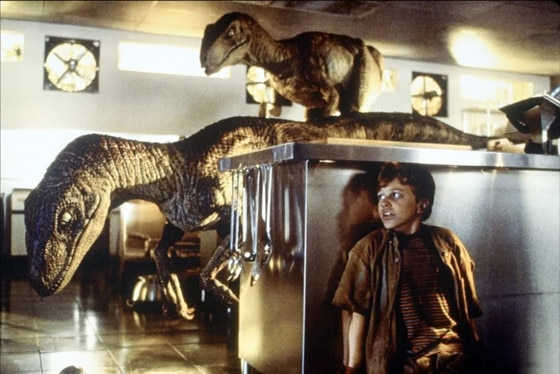 a comparison of the similarities between spielbergs 1993 film jurassic park and trevorrows 2015 film One thing you should probably know about the jurassic park book is that there is a bit more to the corporate espionage than in the 1993 film in the book, dennis nedry is blackmailed by jurassic park owner john hammond into making changes to the security system without payment.