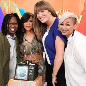 Raven-Symoné, Michelle Collins, Whoopi Goldberg, Nicolle Wallace