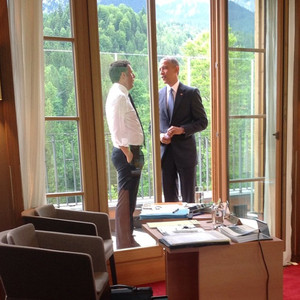 Barack Obama, Instagram