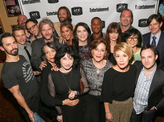 Gilmore Girls Reunion, Jared Padalecki