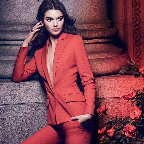 ESC: Kendall Jenner, Estee Lauder