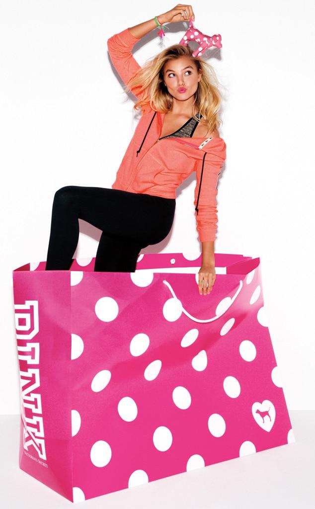 Rachel Hilbert Is the New Face of Victoria's Secret Pink ...
