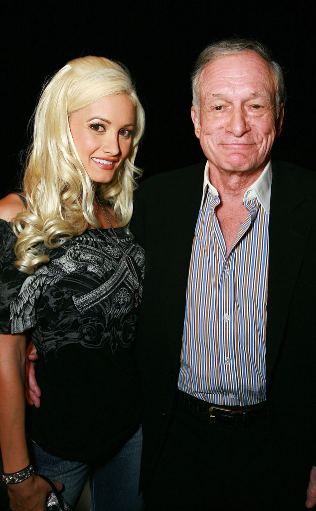 Holly Madison, Hugh Hefner