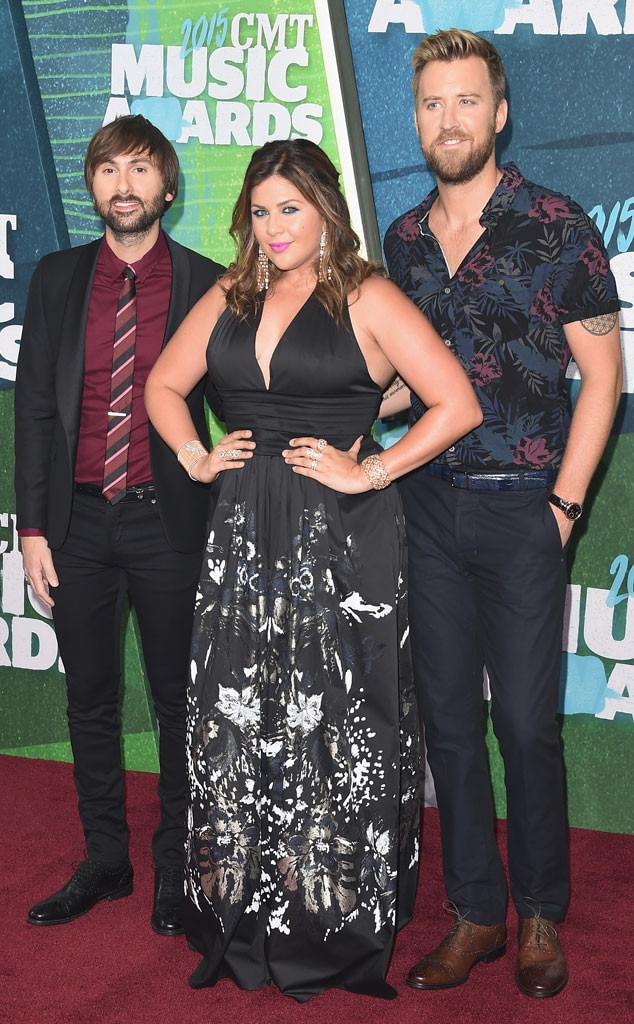 Lady Antebellum, CMT Awards