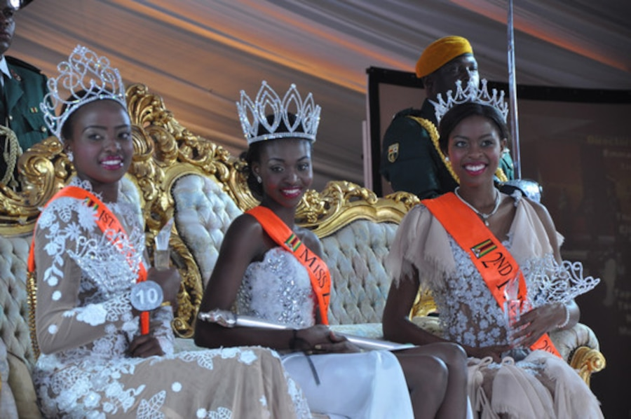 Miss Zimbabwe: Another scandal over alleged nude photos