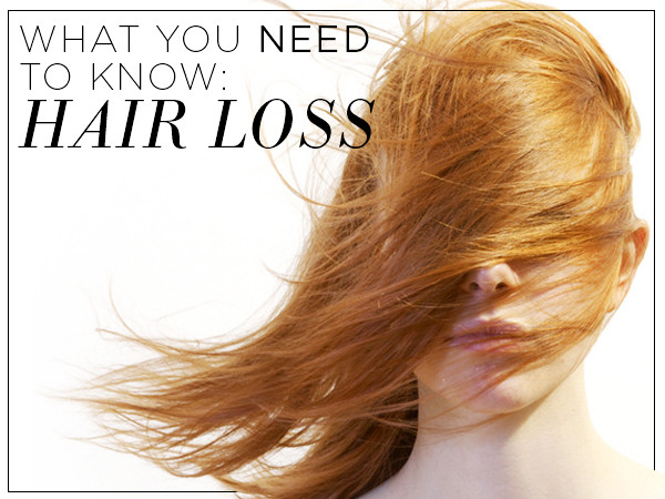 Hair Loss Everything You Need To Know Before You Start To