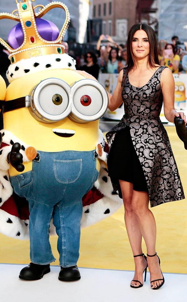 Sandra Bullock, Minions
