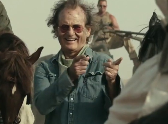 Bill Murray, Rock the Kasbah