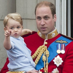 Prince George's Cutest Photos