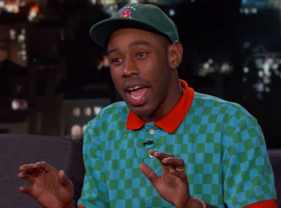 tyler the creator used to work at starbucks and hated his