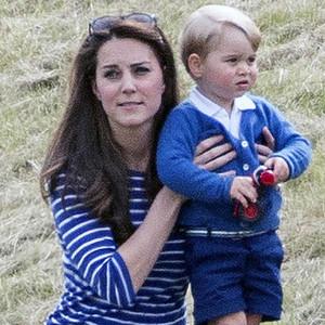 Prince George, Catherine Duchess of Cambridge