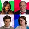 Inside Out, Mindy Kaling, Phyllis Smith, Bill Hader, Lewis Black