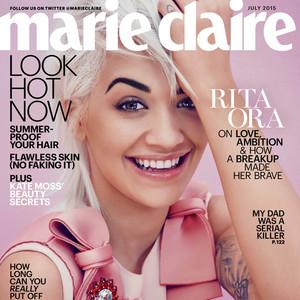 Rita Ora, Marie Claire Magazine