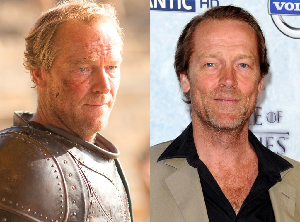 Iain Glen, Game Of Thrones