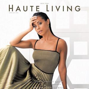 Jada Pinkett Smith, Haute Living