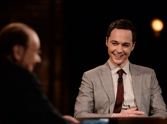 Jim Parsons Says Comin...