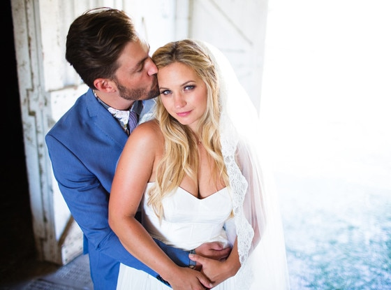 Vanessa Ray, Landon Beard, Wedding