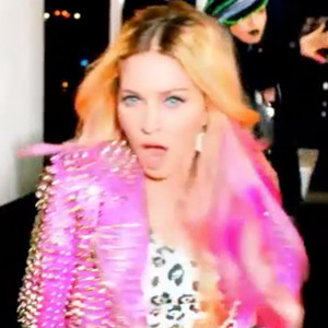Bitch I'm Madonna Video