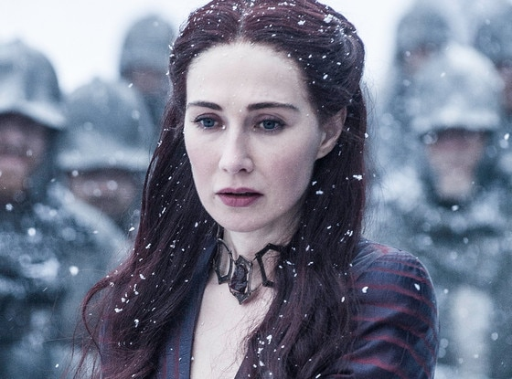 Watch Out, Melisandre: Game of Thrones Just Cast a New Red ...