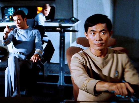 William Shatner, George Takei, Star Trek, Tv Costar Feuds