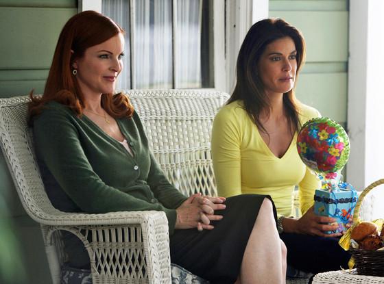 Teri Hatcher, Marcia Cros, Desperate Housewives, Tv Costar Feuds