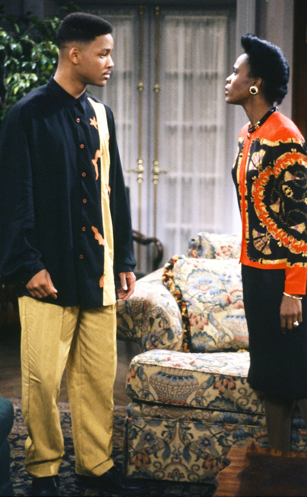 Will Smith, Janet Hubert, The Fresh Prince of Bel-Air, Tv Costar Feuds
