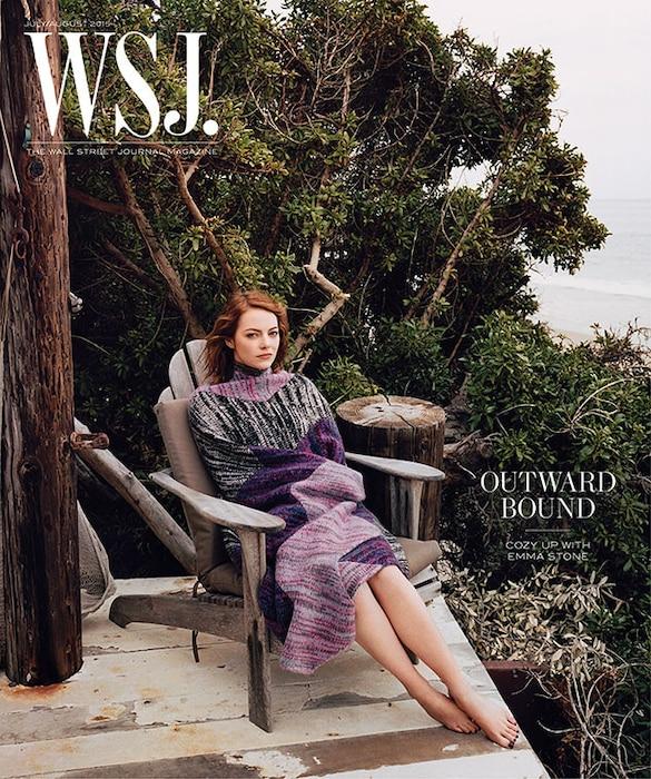 Emma Stone, WSJ. Magazine