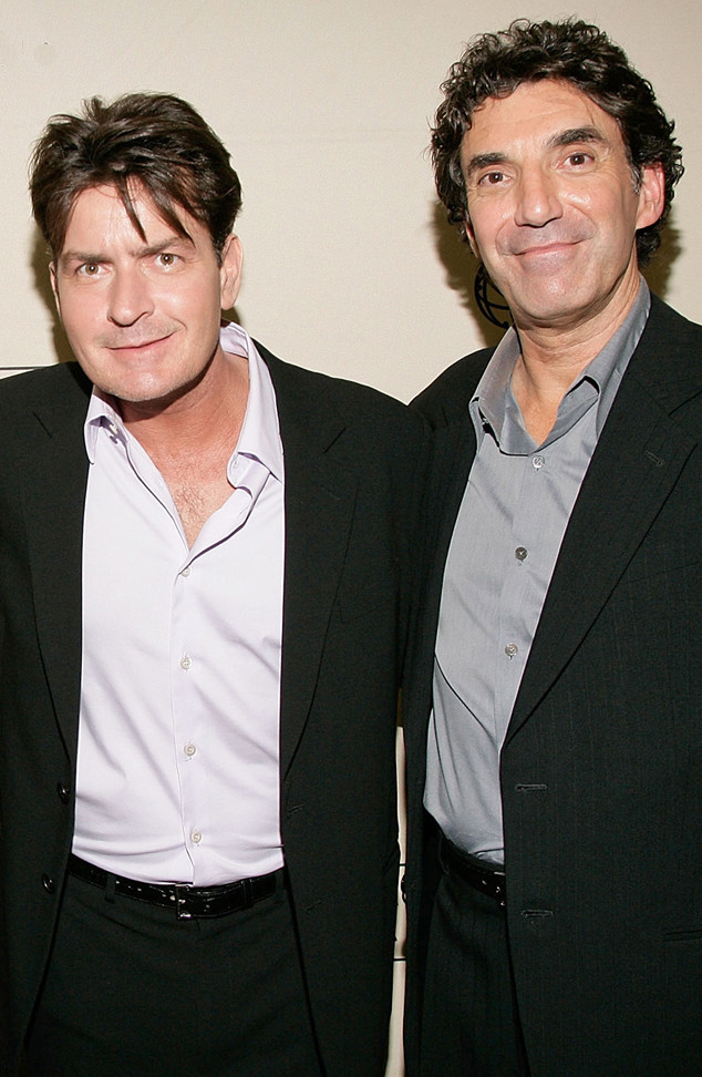Charlie Sheen, Chuck Lorre, Two and a Half Men, Tv Costar Feuds