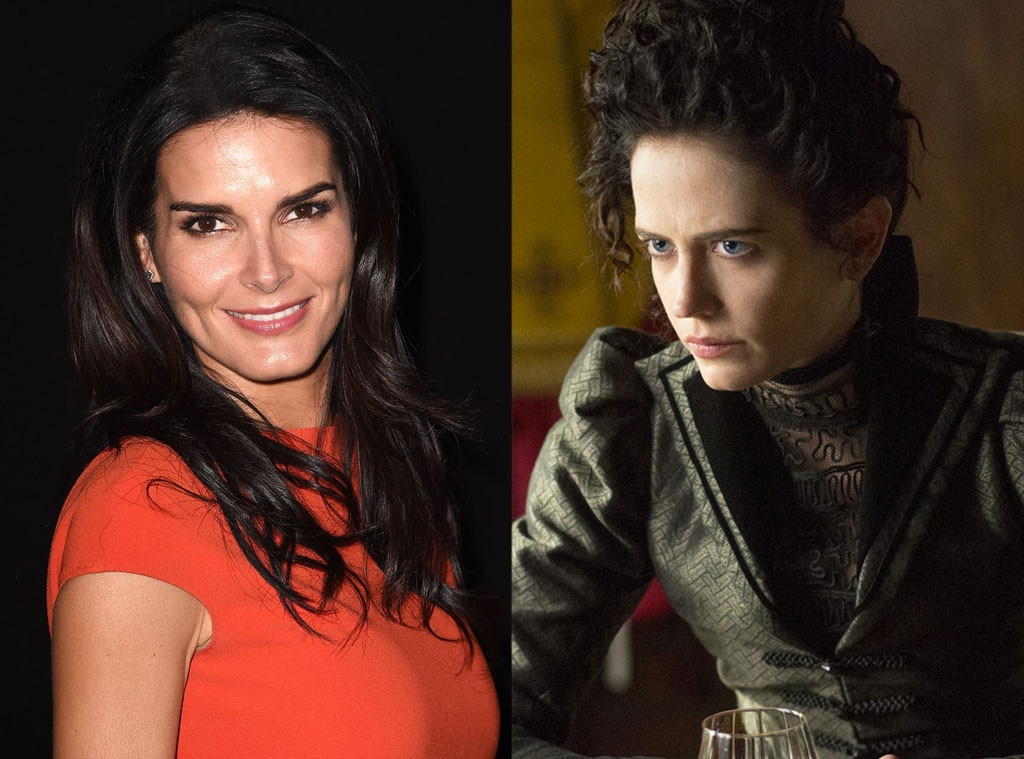 Angie Harmon, Eva Green, Penny Dreadful