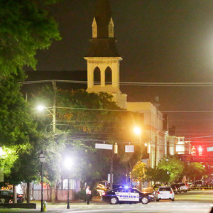Charleston Shooting, Church