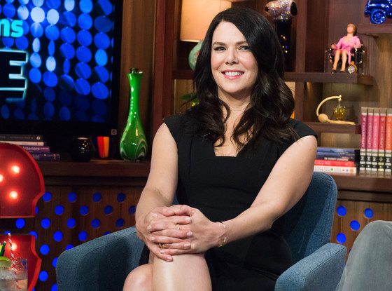 Lauren Graham Reveals Which Of Rorys Gilmore Girls Boys
