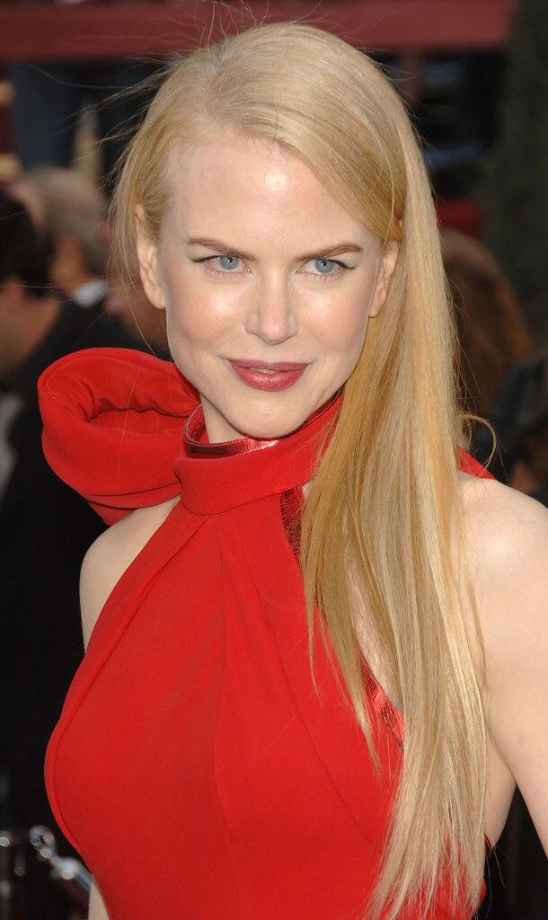 Nicole Kidman, Oscars, 2007, Hair