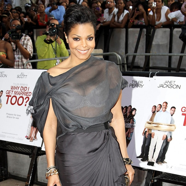peek a boo from janet jackson 39 s best looks from red carpet to concerts e news. Black Bedroom Furniture Sets. Home Design Ideas