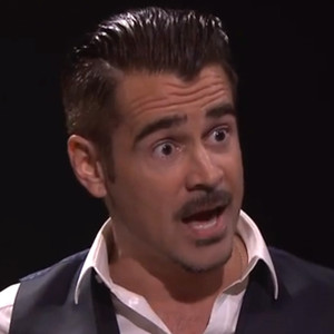 Colin Farrell, Tonight Show
