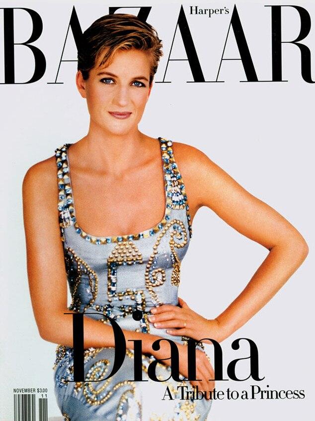 Harper's Bazaar, Princess Diana