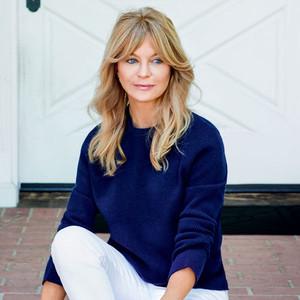Goldie Hawn, Porter Magazine